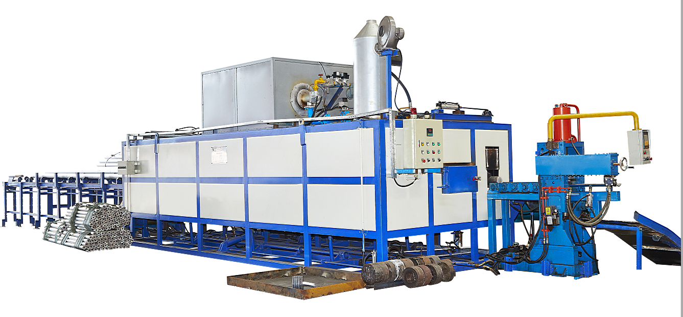 Full Automatic Hot log shear furnace