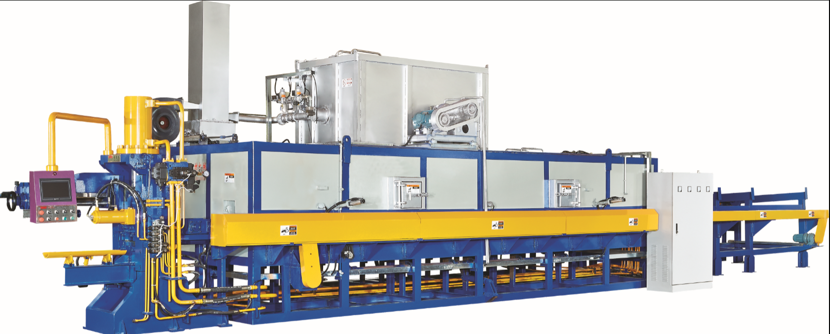 Qualified Aluminum Billet Heat Treatment Furnace
