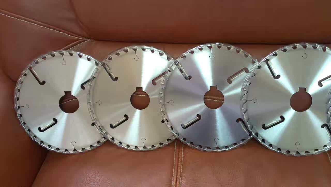 saw blade for aluminum extrusion equipment
