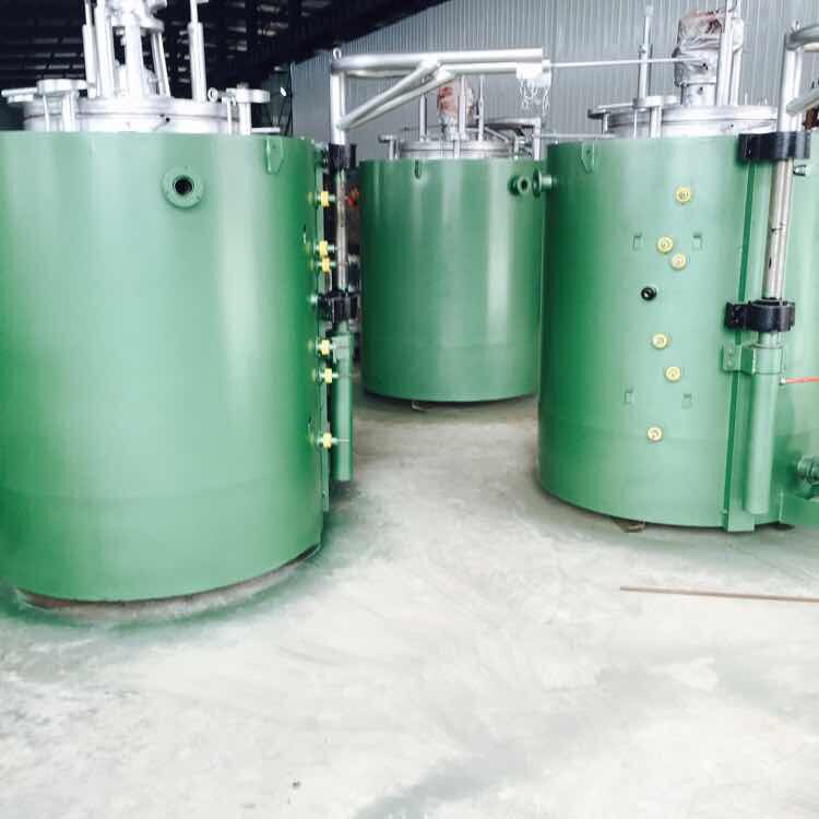 Nitriding Furnace for Extrusion Dies